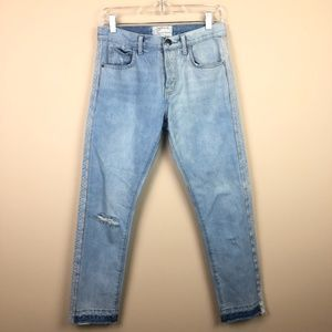 💜 Current/Elliot Jeans Wear for Love Size 24